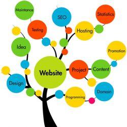 اصول و مراحل طراحی سایت حرفه ای